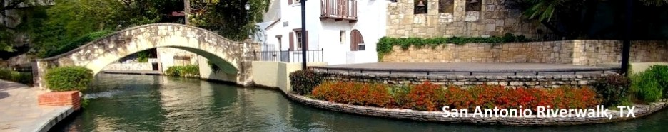 Riverwalk San Antonio 2