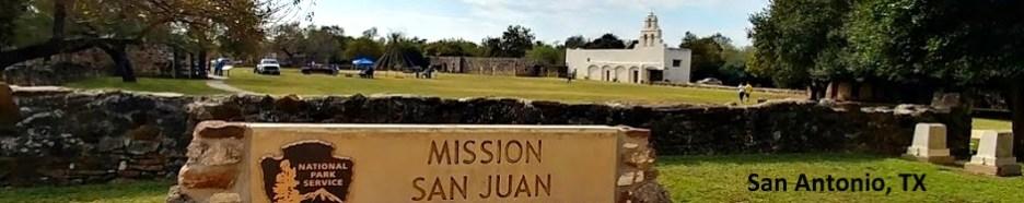 San Antonio Mission San Juan