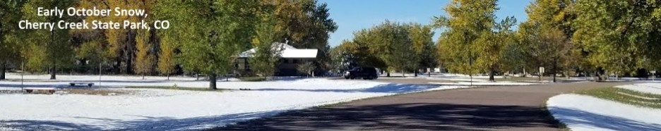 Snow Cherry Creek State Park