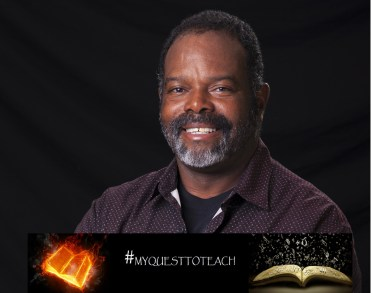 William Jackson of My Quest to Teach