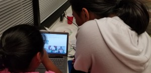 Kids Building Web Sites in Jacksonville