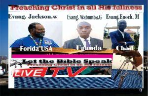 Let The Bible Speak TV