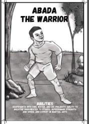 Abada The Warrior