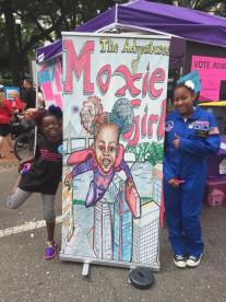 Moxie Girl and The Astronaut