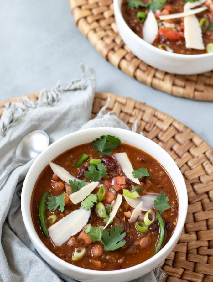 Vegan Chili For All