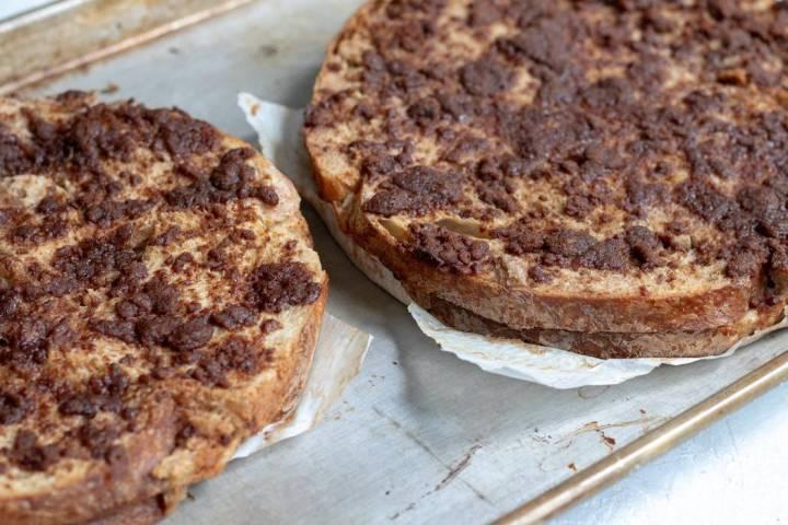 Vegan French Toast Trifle-6