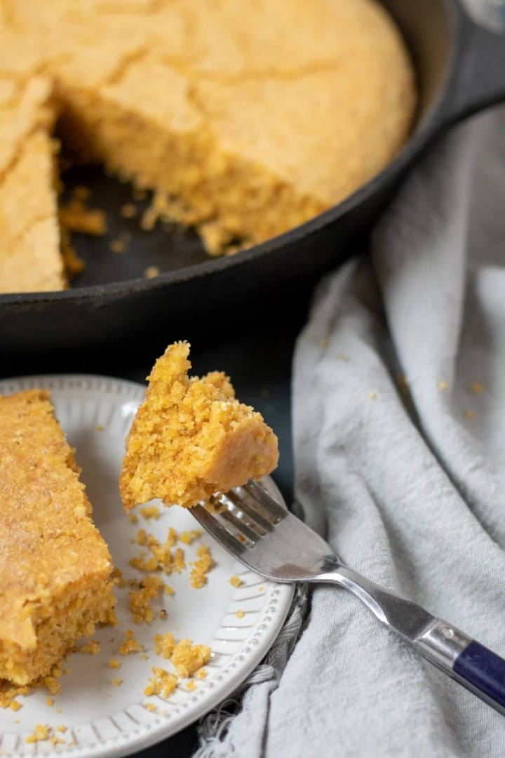 The Best Vegan Southern-Style Cornbread