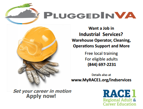 Free Training for Local Jobs