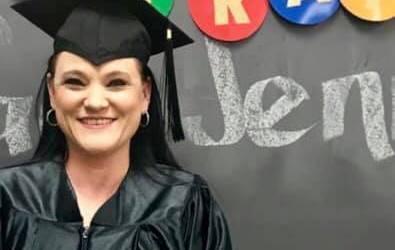 Graduate Jennifer Mitchell's Advice: Don't wait!