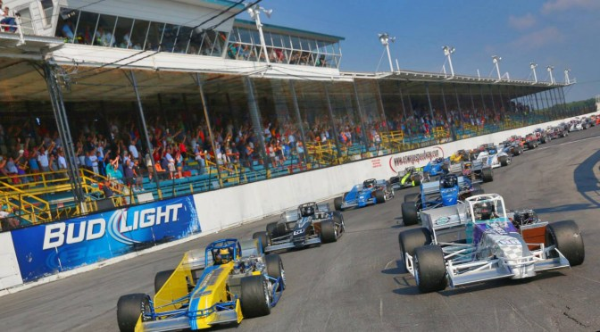 Oswego Speedway's 59th annual International Classic to Air Nationally on MAVTV Thanksgiving Night