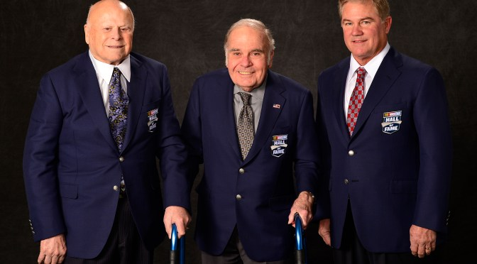 2016 NASCAR Hall of Fame Induction Ceremony Honors Five Of Sport's Greatest