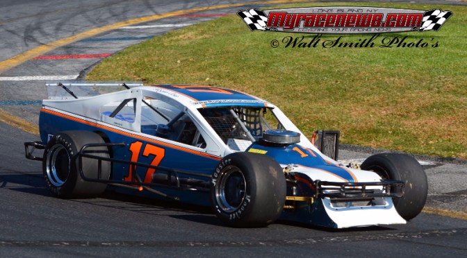 Roger Coss Adds His Name to The Growing Northeast Race Cars Tri-Track Entry List.