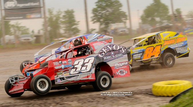 HISTORY TO BE MADE WITH OF RACE OF CHAMPIONS DIRT MODIFIEDS AT SELINSGROVE