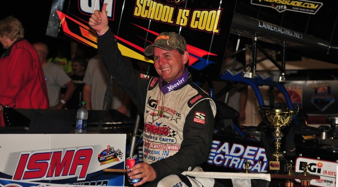 Tim Jedrzejek to Tackle Oswego Opener May 14 with Graham Racing