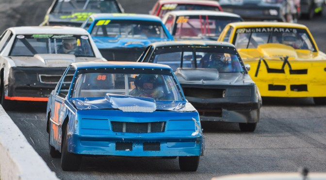 Veterans Return to Thompson Xtra Mart Limited Sportsman Division