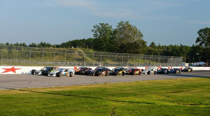 Thompson Boasts Star Studded Sunoco Modified Field for 2016