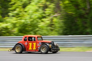 Inaugural Formula Lites Qualifying of the Open Wheel Weekend at Thompson Speedway Motorsports Park.