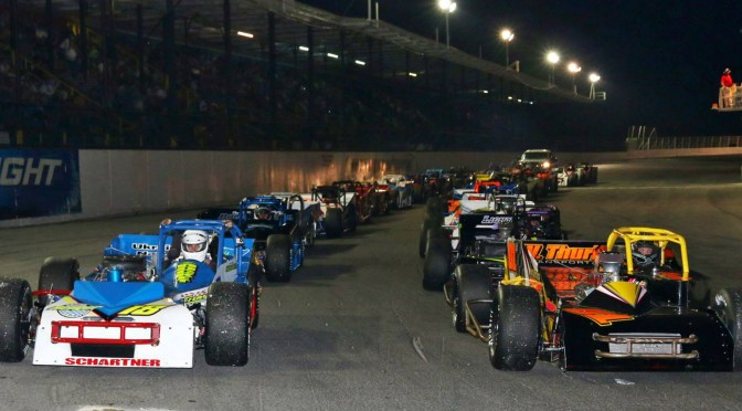 25th annual Bud Light Small Block Super Classic Qualifying Format Finalized