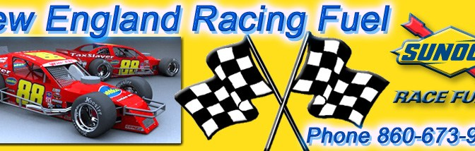 New England Racing Fuels Joins New London Waterford Speedbowl  As A Title Sponsor