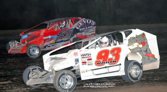 RACE OF CHAMPIONS DIRT MODIFIED SERIES KICKS OFF WITH PRESITGIOUS VICTORIA EVENT  AT UTICA-ROME SPEEDWAY