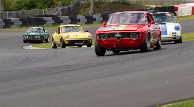 The Vintage Motorsports Festival Returns to the Historic Road Course at Thompson Speedway