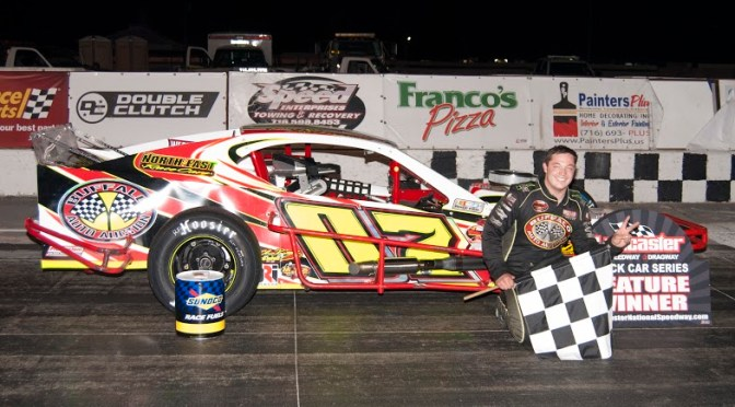 EMERLING, WILSON, WYLIE & BARTEL WIN AT LANCASTER