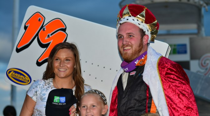 King Trent Stephens VIII Snags King of Wings Crown at Oswego; Mike Bond Dominates SBS Main