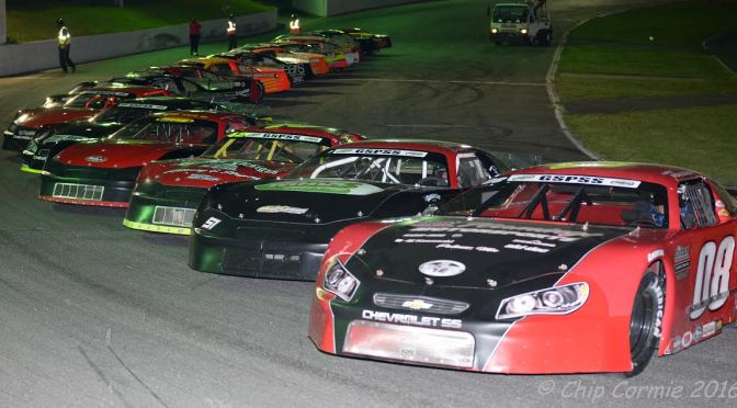 Granite State Pro Stock Series Set For Bond Auto 100 at Claremont