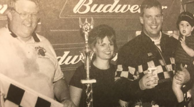Classic Moments Countdown: Tim Snyder Shocks Oswego Crowd with Budweiser Classic 200 Win in 2001