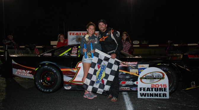 GSPSS To Celebrate John Hoyt With Rescheduled JBH 100 at Monadnock Speedway