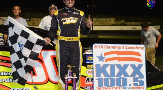 Barry Gray and D J  Shaw To Decide GSPSS Championship at New