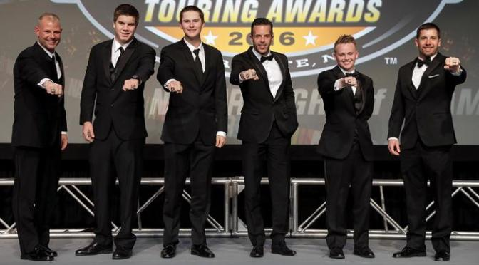 Diverse Paths Lead Six Drivers To Top Honor