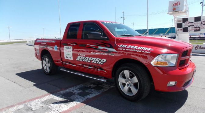Shapiro Motors Back on Track at the Steel Palace in 2017