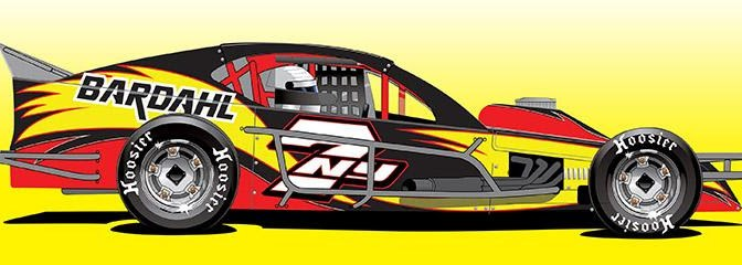 Tommy Baldwin Returns to His Roots; Will Run Partial NASCAR Whelen Modified Tour Schedule with Donny Lia