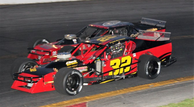 Tyler Rypkema Wins Tour Type Modified Race at New Smyrna Speedway