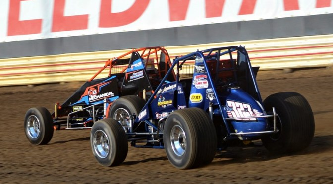 Northeast Wingless Sprint Cars Return For 2017 Season At New Egypt Speedway