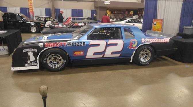 X-Press Signs Becomes Title Partner for Stock Car Program at Lancaster