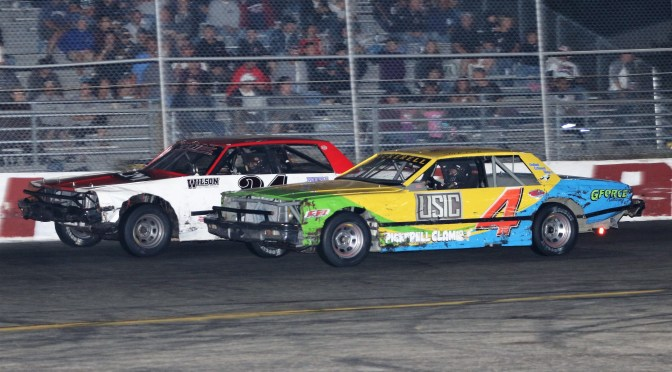 TWO NEW SPONSORS HAVE TOM PICKERELL EAGER FOR 2017 RIVERHEAD RACEWAY BLUNDERBUST SEASON