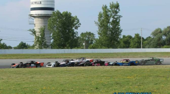 Oswego Speedway Small Block Supers Hit the Road this Sunday, June 18