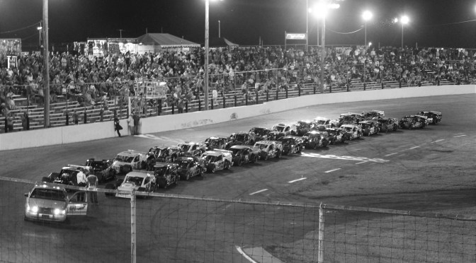 STRONG FIELD READY FOR ACTION IN LUCRATIVE OPEN WHEEL WEDNESDAY FOR TTOMS