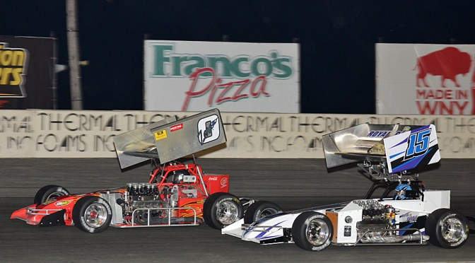 Stafford Motor Speedway Next Stop for Triple Crown Championship Series this Friday