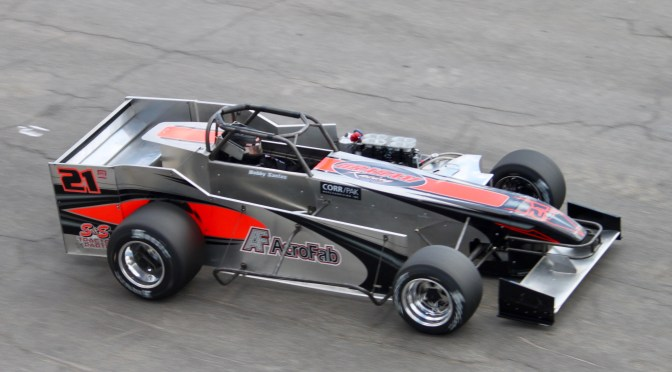 Bobby Santos Tops First Bud Classic Weekend Thursday Test Session in Graham Racing No. 21