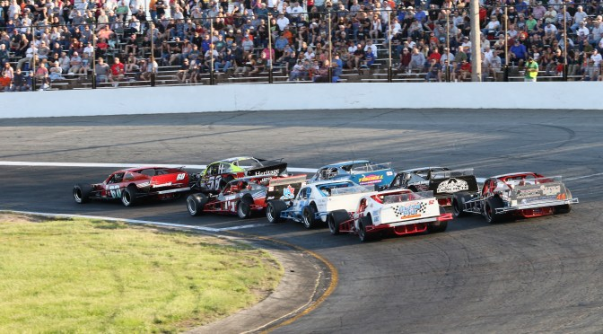 WILL HAUNTED HUNDRED BE A TRICK OR TREAT FOR TTOMS COMPETITORS AT SEEKONK SPEEDWAY?