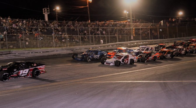 MODIFIED TWIN 40'S AT WALL STADIUM THIS SATURDAY (SEPT. 9)