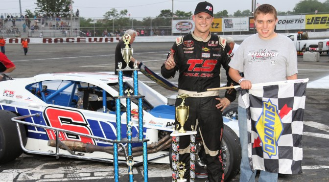 NASCAR STAR RYAN PREECE TO COMPETE IN ALL THREE INDOOR THREE QUARTER MIDGET AUTO RACING SERIES EVENTS