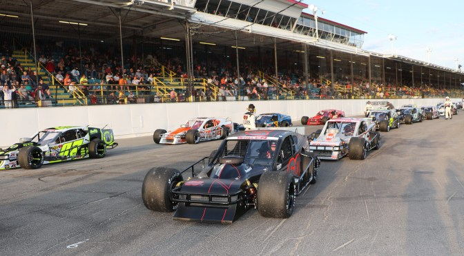 Toyota Returns as Sponsor of  Oswego NASCAR Whelen Modified Tour 150