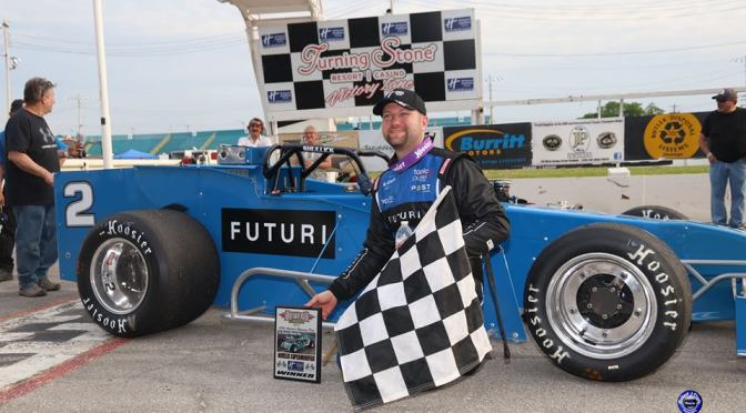 Defending Champ Shullick Opens Season with Victory in First Shampine Memorial Twin