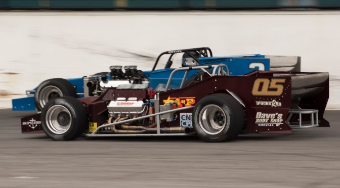 Oswego Back in Action Saturday, June 9 with A&P Auto Parts 'Spring Championship' for Novelis Supers and Pathfinder Bank SBS