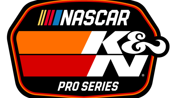 NASCAR K&N PRO SERIES EAST at NEW JERSEY