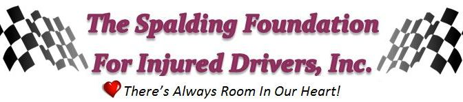 SPALDING FOUNDATION FOR INJURED DRIVERS At CHEMUNG AUGUST 4th